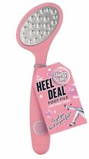 Soap & Glory The Heel Deal Foot File New & Tagged