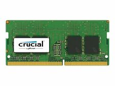 Crucial 8GB DDR4 2400 MHz PC4-19200 SODIMM 260-Pin Laptop Memory