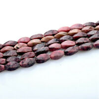 7x15mm 1PCS Rhodonite Loose Beads Making Jewelry 15 inches Lots Styles Charm
