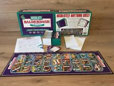 Absolute Balderdash - Drumond Park Bluffing Game - 100% Complete 1993 - VGC