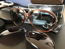 PORSCHE DESIGN by CARRERA Vintage Sunglasses Mod.5631/32/33 NOS!! FULL SET!