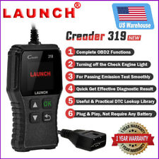 Launch Creader 319 Automotive OBD2 EOBD Reader Diagnostic Scan Tool EVAP Engine