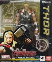 MARVEL Avengers Age of Ultron S.H.Figuarts Thor Bandai Tamashii Action Figure