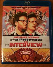 The Interview (Blu-ray Disc, 2015)