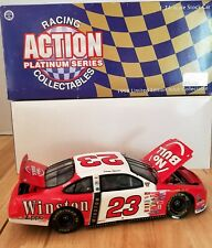Jimmy Spencer #23 1998 No Bull Ford Taurus Ltd. Edition Action Racing EUC