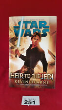 B251 - Star Wars: Heir to the Jedi by Kevin Hearne Hardback Hard Cover