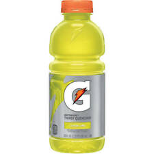 Gatorade Lemon Lime 591ml 20fl oz (1 pack) BBD 27 FEB 2018