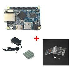 Orange Pi One with Shell Power Adapter Cord Heat Sink Compatible Android 4.4 etc