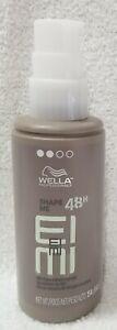 Wella EIMI Shape Me 48th Shape Memory HAIR GEL Texture 5.43 oz/154g New No Cap