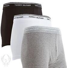 Tommy Hilfiger Herrenunterwäsche aus Baumwollmischung als Mehrstückpackung