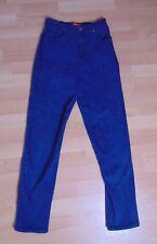 4fdbcadafa Gloria Vanderbilt Mujer Azul oscuro Jeans para Mujer Talla 8 Medio Mezcla  de Algodón