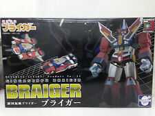 Evolution Toy Dynamite Action 17 Galaxy Cyclone Braiger PAINTED
