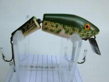 Vintage L&S Pike Master 30 Jointed Fishing Float Bait Bass Crankbait Nice Cond.