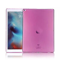 Ultra Thin SOFT SILICONE RUBBER CASE SKIN COVER FOR Apple iPad BACK COVER Free