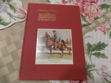 Vintage Here's Who in Horses of the Pacific Coast Vol. 3 1946 Rare !!