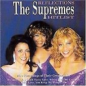 THE SUPREMES  The Supremes Reflections Hitlist CD ALBUM  NEW - NOT SEALED