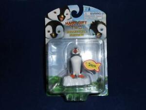 New Unopened Licensed 2011 Happy Feet Two SVEN Penguin Figurine  B131