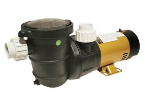 """1.5hp Above Ground 2 Speed Swimming Pool spa Pump 1.5"""" quick connector w cord"""