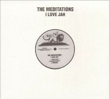 The Meditations-I Love Jah CD NEUF