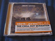 Blan & Jones Relax  CD