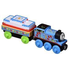 Thomas And Friends Wood Birthday Thomas Train Set NEW