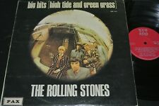 THE ROLLING STONES Big Hits (Big Hits And Green Grass) / Israel LP PAX ISK 1022