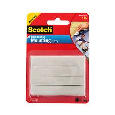 Scotch Adhesive Putty, Nontoxic, 2 oz