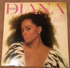 """Diana Ross """"Why Do Fools Fall In Love"""" Rca Records 1981"""