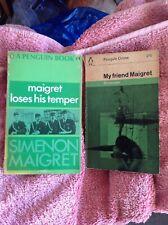 My Friend Maigret Loses His Temper