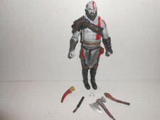 NECA GODS OF WAR KRATOS LOOSE 8 INCH FIGURE WEAPONS LOT VIDEO GAME SONY