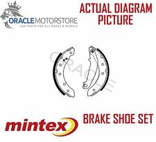 NEW MINTEX REAR BRAKE SHOE SET BRAKING SHOES GENUINE OE QUALITY MFR282