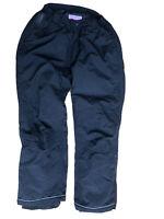 """RESULT Womens Black Ladies Ski Snowboard Salopettes Trousers UK8 XS W26-28 L26"""""""