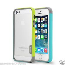 Soft TPU Silicone Bumper cover case for iPhone 5 5S Colour -Mint-Green