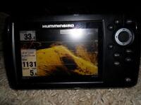 echolot humminbid Helix 5 DI GPS