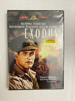 Exodus (DVD, 2009) Paul Newman Eva Marie Saint Ralph Richardson NEW SEALED