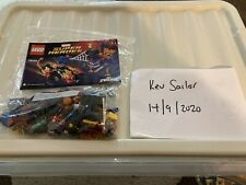 Lego Marvel Super Heroes 76058 Spiderman Ghost Rider Team Up