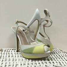 Elegante Cafe Noir Diseñador Damas Zapatos Talla 37 Nuevo Sin Caja