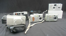 JOB LOT M - 6 VARIOUS CAMERAS ALL UNTESTED (CHARITY SALE)