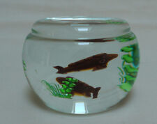 "Caithness ""Tropical Fish"" (William Manson, 1985, 34/100) PAPERWEIGHT"