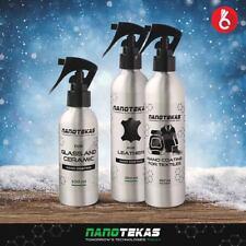 Waterproof NANOTEC Home Care Set EASY TO CLEAN Hydrophobic Nano Spray Coating