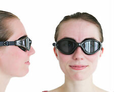 Free Swim Wide Angle Anti-Fog Swimming Goggles for Men, Women, Kids and Children