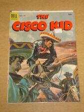 CISCO KID #26 VG+ (4.5) DELL COMICS APRIL 1955