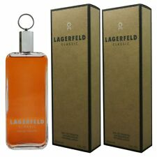Karl Lagerfeld Classic XXL 2 x 150 ml (keine 125 ml) Eau de Toilette EDT Set