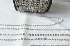100 yard reel x Silvertone Fine Metal Belcher Chain - BNChain 00 REEL