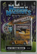 Muscle Machines – ´01 Ford FR200 goldmet. Neu/OVP