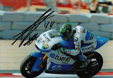 Pol Espargaro Hand Signed Photo 2013 Moto2 World Champion 7x5 3.