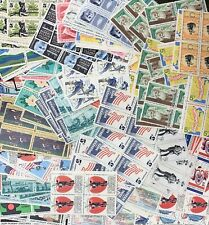 US Postage Lot: Nice Mix of 5¢ Stamps Full-Gum (3,000 x 5¢) - $150 FV