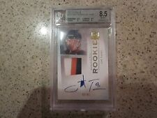 2009 - 10 UD The Cup John Tavares Rookie Patch Auto 7/91