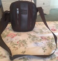 Lovely Leather Roncato Messenger Bag ~ Excellent Condition ~ Hardly Used £125.00