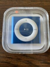 Brand New Apple iPod Shuffle 4th Gen 2GB Blue FACTORY SEALED MKME2LL/A A1373